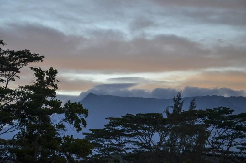 Landschaft: Hawaii