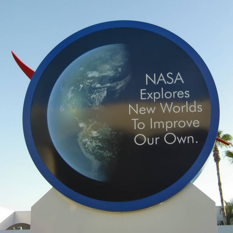NASA Explores New Worlds To Improve Our Own