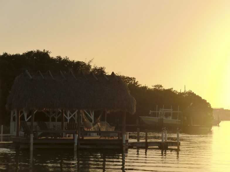 Sunset at Key Largo I